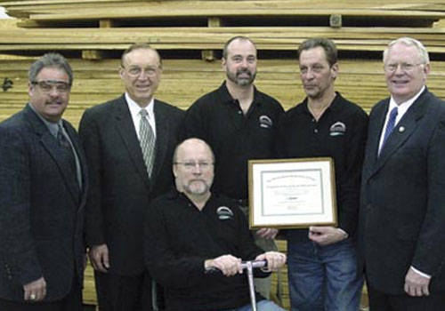 "Keystone Earns OSHA's ""SHARP"" Safety Certificate"