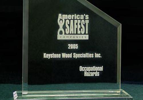 America's Safest Companies for 2005