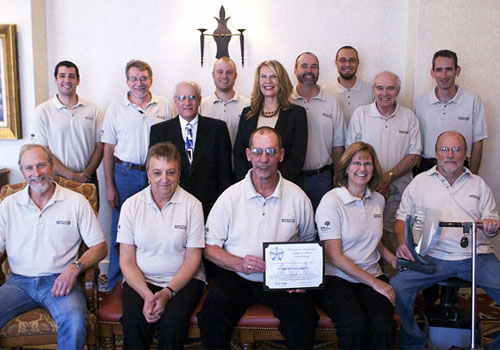 PA Governor's Award For Safety Excellence