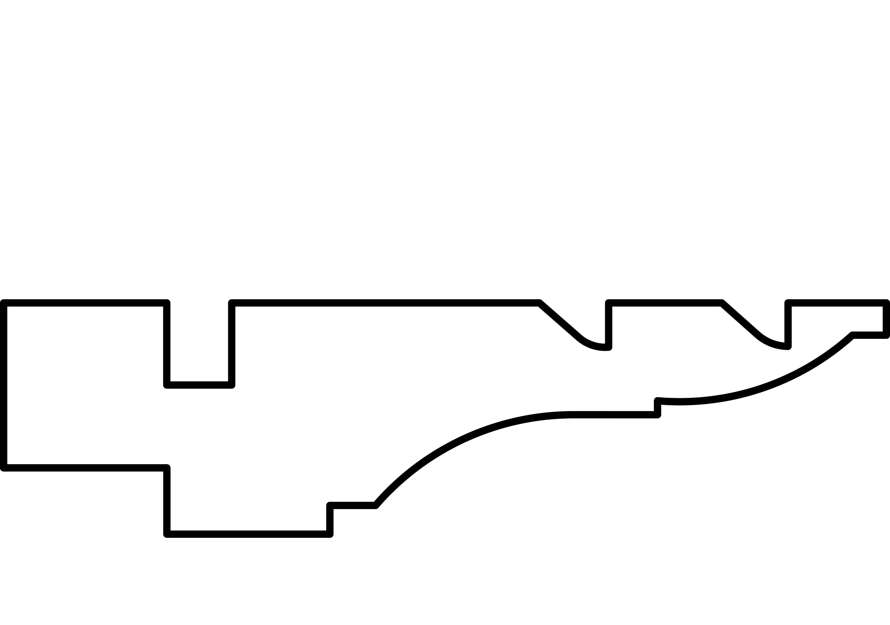 8003 | Plate Rail – Standard