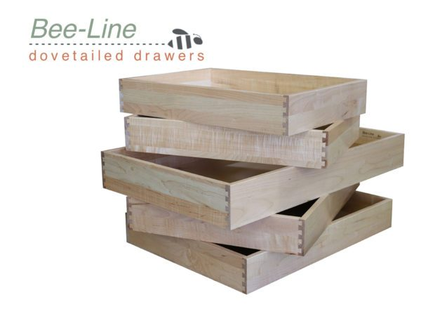 Introducing the New Bee-Line Dovetailed Drawer Series