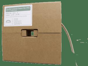 Dispenser Box for Flexible Laminate Veneer Roll