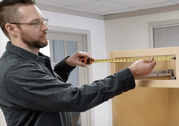 Pro Tip Video – How to Measure and Size Drawer Boxes